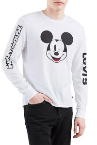 Levi s® X Disney Mickey Mouse long sleeve graphic t-shirt - 36015-0014 ba2579c30b3